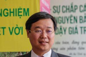 Ông Lê Quốc Phong giữ chức Bí thư Tỉnh ủy Đồng Tháp