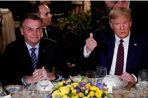 Mỹ- Brazil tranh thủ ký nghị định thư trước giờ G