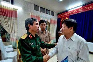 Chuẩn bị chu đáo lễ tang 22 cán bộ, chiến sĩ Đoàn Kinh tế - Quốc phòng 337 hy sinh trong thực hiện nhiệm vụ