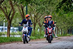 YADEA thúc đẩy lối sống xanh trong cộng đồng