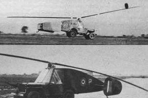 Bất ngờ với loạt máy bay 'kỳ dị' ra đời trong Thế chiến 2