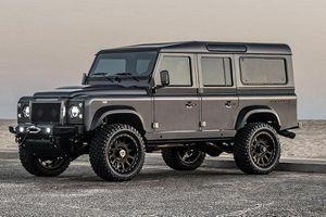Himalaya nâng tầm Land Rover Defender, bán đắt ngang siêu xe