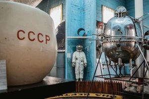 Bảo tàng thám hiểm không gian bên trong nhà thờ cổ độc nhất thế giới