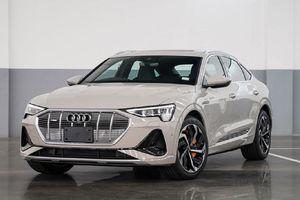 Audi e-tron Sportback ra mắt có giá 170.000 USD
