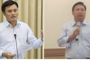 Vì sao nguyên Giám đốc Sở Giao thông vận tải TP.HCM Bùi Xuân Cường bị phê bình nghiêm khắc?