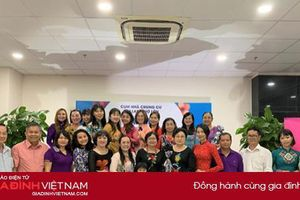 Him Lam Land gặp mặt tri ân 'một nửa thế giới' tại KCH Him Lam Chợ Lớn