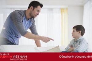 5 kiểu ông bố ảnh hưởng không tốt tới sự phát triển của trẻ