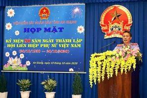 VKSND các địa phương kỷ niệm 90 năm Ngày phụ nữ Việt Nam
