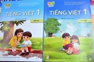 Lãnh đạo Bộ GD&ĐT nói gì về chương trình sách giáo khoa lớp 1?