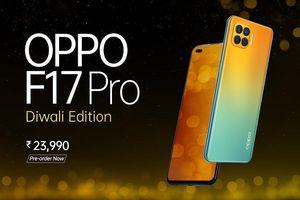 OPPO F17 Pro Diwali Edition ra mắt: màu sắc lạ mắt, giá 327 USD