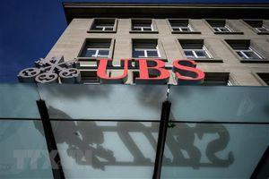 Lợi nhuận ròng quý 3 của UBS đạt mức cao nhất trong 1 thập kỷ