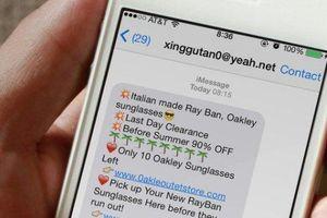 Mẹo chặn tin nhắn rác trên iPhone