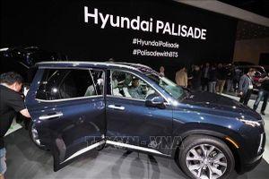 Doanh số xe Hyundai và Kia chiếm gần 8% thị phần ô tô châu Âu