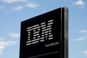 Doanh thu của IBM giảm quý thứ ba liên tiếp