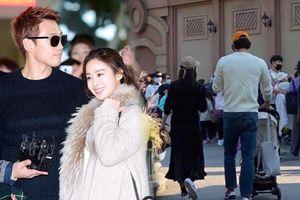 Rò rỉ ảnh Bi Rain dẫn vợ con đi chơi giữa tin đồn Kim Tae Hee mang thai lần 3
