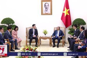 Thủ tướng tiếp Phó Chủ tịch Tập đoàn Samsung