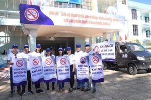 Cà Mau hướng tới môi trường không thuốc lá