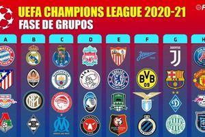 Khai màn vòng bảng Champions League