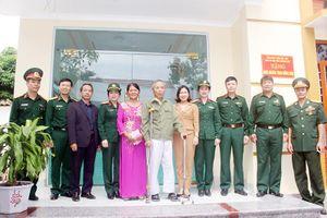 TX Quảng Yên: Trao 2 nhà nghĩa tình đồng đội cho hội viên CCB