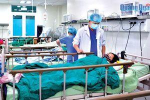 Ngành y tế Quảng Ngãi: Những chuyển biến tích cực