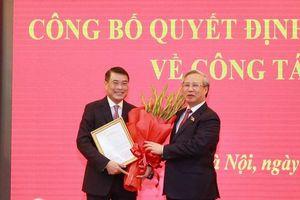 Ông Lê Minh Hưng giữ chức Chánh Văn phòng Trung ương Đảng