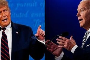 Tranh luận tổng thống Mỹ: 'Tắt mic' tránh ngắt lời