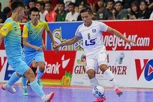 Lượt 15 và 16 giải Futsal HDBank 2020: Những trận cầu nhiều cảm xúc