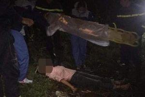 Nhảy cầu tự tử, cô gái bị chấn thương cột sống