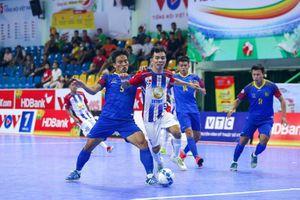 Lượt 17 Giải Futsal HDBank VĐQG 2020: Kardiachain Sài Gòn gia nhập top 3