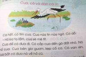 Thời gian chờ Tiếng Việt 1 chỉnh sửa, học sinh sẽ học thế nào?