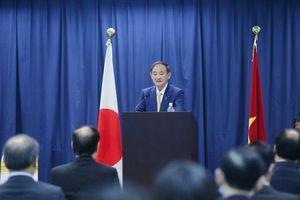 Thủ tướng Suga: Nhật Bản cùng ASEAN xác lập thượng tôn pháp luật trên biển