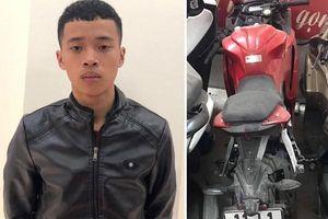 Gã trai 'đểu', hai lần mang xe máy của bạn gái đi cầm cố