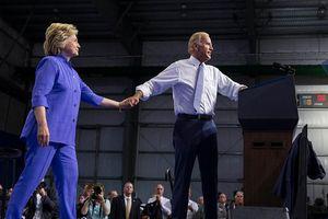 Từng không ưa bà Clinton, cử tri Dân chủ vẫn chờ bầu ông Biden