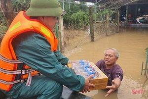 133 người chết và mất tích do mưa lũ