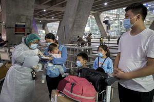 Thái Lan đón đoàn khách nước ngoài đầu tiên sau 7 tháng