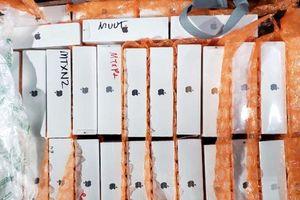 FBI phá đường dây buôn lậu đồ Apple từ Mỹ sang Nga