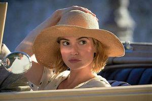 Lily James bị chê diễn xuất vô hồn trong phim mới