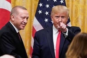Mỹ xem xét lại quan hệ đồng minh NATO của Thổ