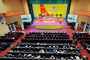 Khai mạc Đại hội Đảng bộ tỉnh Quảng Ngãi lần thứ 20