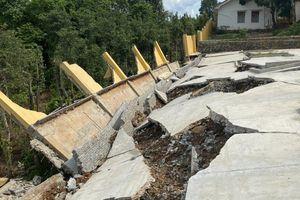 Xử lý sai phạm tại công trình nâng cấp Trường THPT Quang Trung