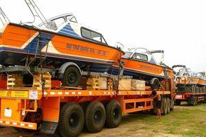 Khẩn trương cấp trang thiết bị dự trữ hỗ trợ cho vùng lũ