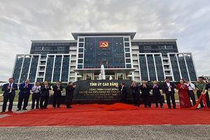 Cao Bằng hoàn thành nhiều công trình chào mừng Đại hội đại biểu Đảng bộ tỉnh