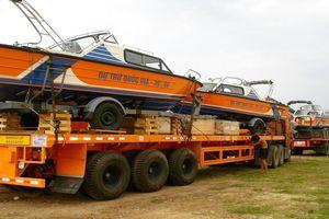 Tổng cục dự trự nhà nước khẩn trương xuất cấp trang thiết bị dự trữ hỗ trợ miền Trung ứng phó với bão lũ