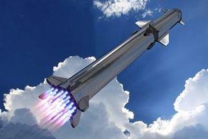 Lầu Năm Góc toan tính vận chuyển khí tài quân sự siêu nhanh bằng tên lửa