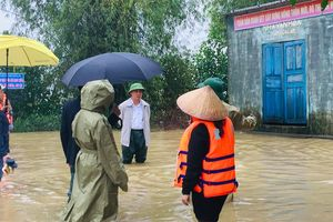 Hưng Hòa (TP. Vinh): Dự án di dân chậm trễ, 67 hộ dân ngoài đê thấp thỏm