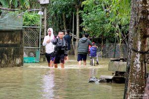 Nghệ An ra công điện về khắc phục hậu quả mưa lũ