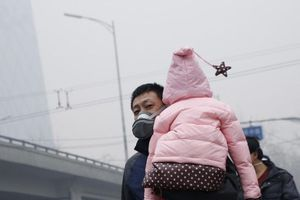 Gần 500.000 trẻ sơ sinh tử vong trên thế giới do không khí ô nhiễm