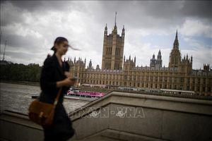 Thượng viện Anh bác dự luật Thị trường Nội địa của chính phủ