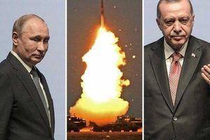 Khai hỏa S-400 vào 'thời điểm vàng', Thổ Nhĩ Kỳ 'cáo già' hơn cả Nga?
