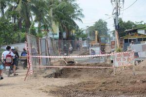 TP.HCM quyết hoàn thành các dự án, hạng mục dở dang trước mùa mưa bão